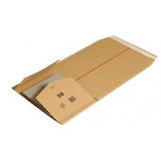 Boekverpakking 217x155x50mm A5